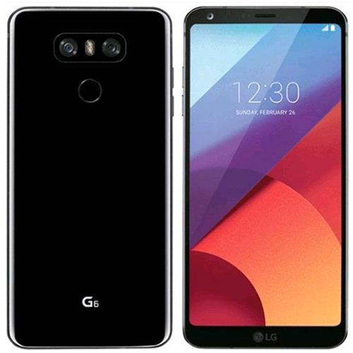 Smartphone LG LG G6 ASTRO BLACK 5.7 32GB/4GB WATERPROOF IP68