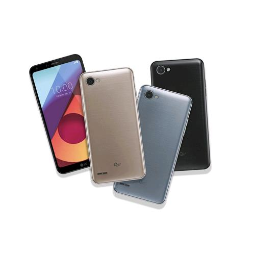 Smartphone LG LG Q6 TIM ICE PLATINUM 5.5 32GB/3GB
