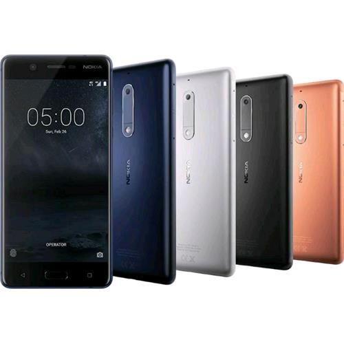Smartphone Nokia NOKIA 5 TIM SILVER 5.2 16GB/2GB LTE