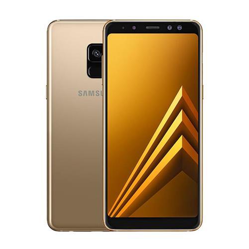Smartphone Samsung SAMSUNG GALAXY A8 TIM GOLD 5.6 32GB/4GB