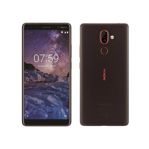 Smartphone Nokia NOKIA 7 PLUS TIM BLACK/COPPER 6 64GB/4GB